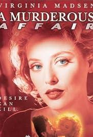 A Murderous Affair: The Carolyn Warmus Story Poster