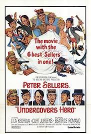 Undercovers Hero Poster