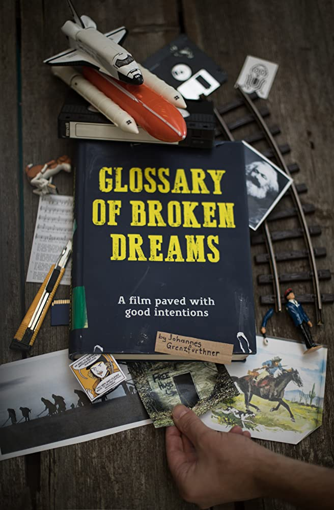 Glossary of Broken Dreams Movie Poster
