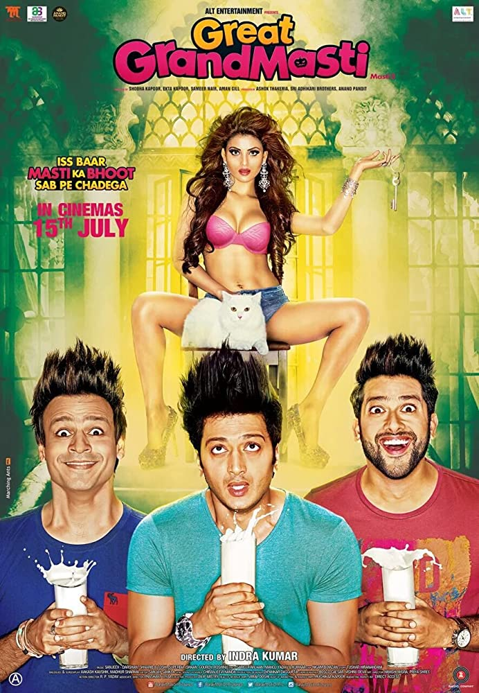 Great Grand Masti 2016 @ www.Movies-Wood.Blogspot.Com