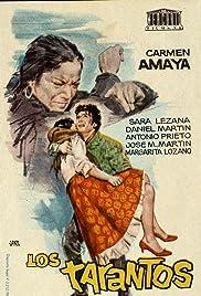 Los tarantos Poster