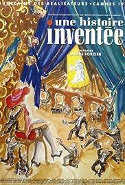 Une histoire inventée Poster