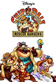 Chip 'n' Dale Rescue Rangers Poster