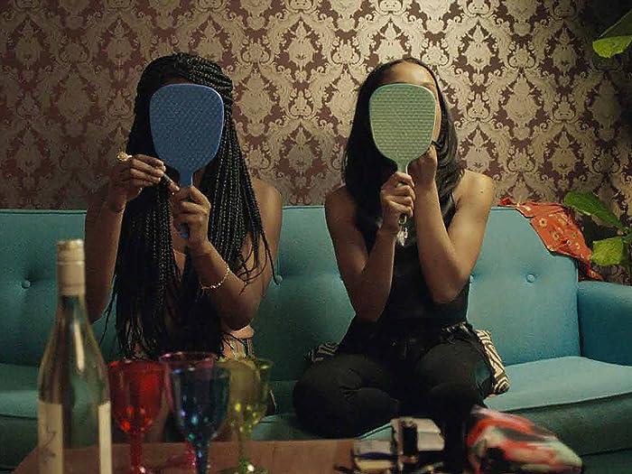Rachel Hilson and Genelva Krind in Night (2017)