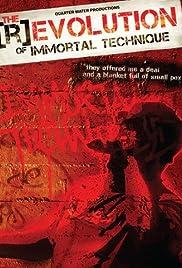 The (R)evolution of Immortal Technique(2011) Poster - Movie Forum, Cast, Reviews