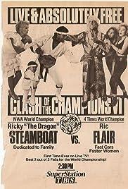 Clash of the Champions VI: Ragin' Cajun Poster