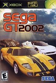 Sega GT 2002 Poster