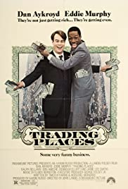 Trading Places (1983) Poster - Movie Forum, Cast, Reviews