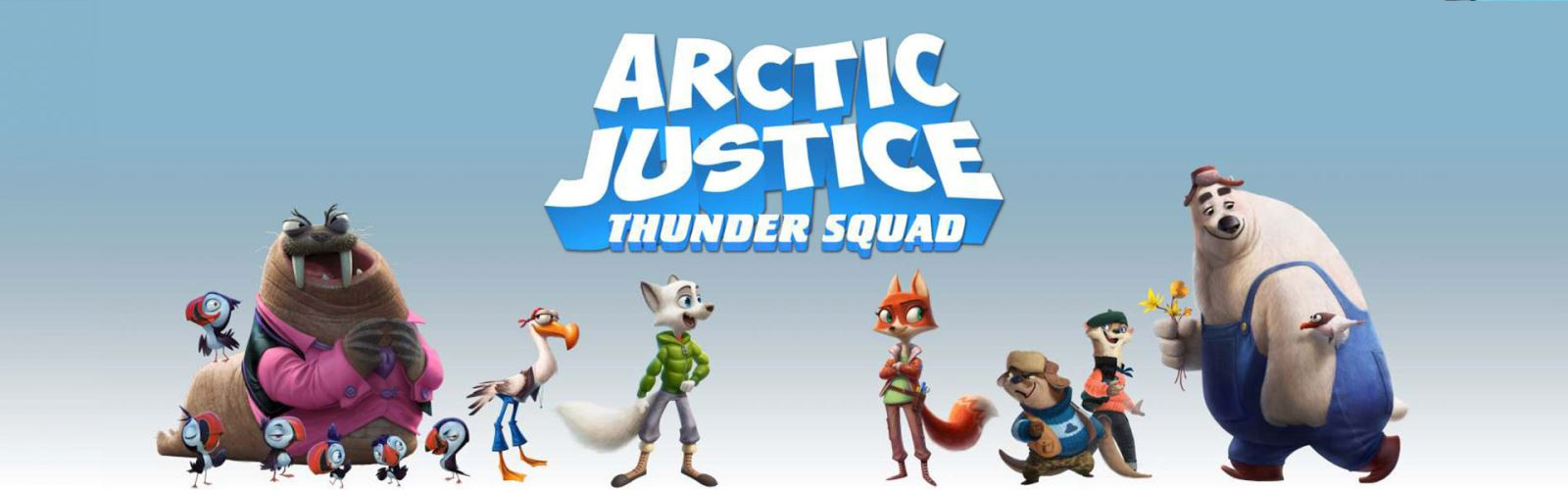 Arctic Justice (2018)