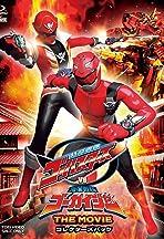 Tokumei sentai Gôbasutâzu vs Kaizoku sentai Gôkaijâ: The Movie