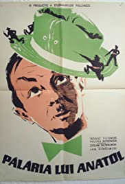 Kapelusz pana Anatola Poster
