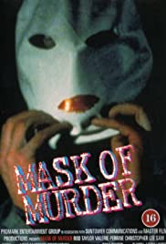 Mask of Murder(1988) Poster - Movie Forum, Cast, Reviews