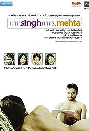 Mr. Singh/Mrs. Mehta Poster