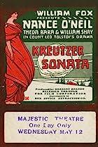 Kreutzer Sonata (1915) Poster