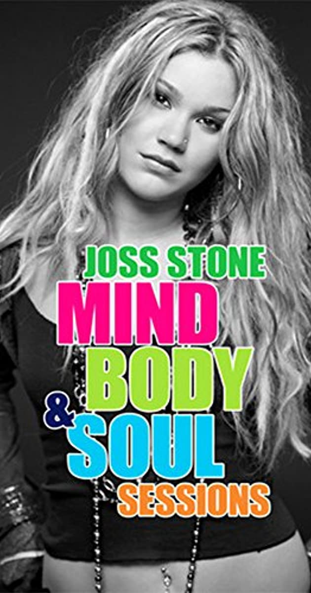 Joss Stone Mind Body Soul Sessions Live In New York City