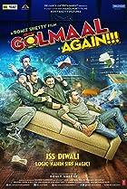 Golmaal Again (2017) Poster