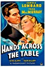 Hands Across the Table (1935) Poster