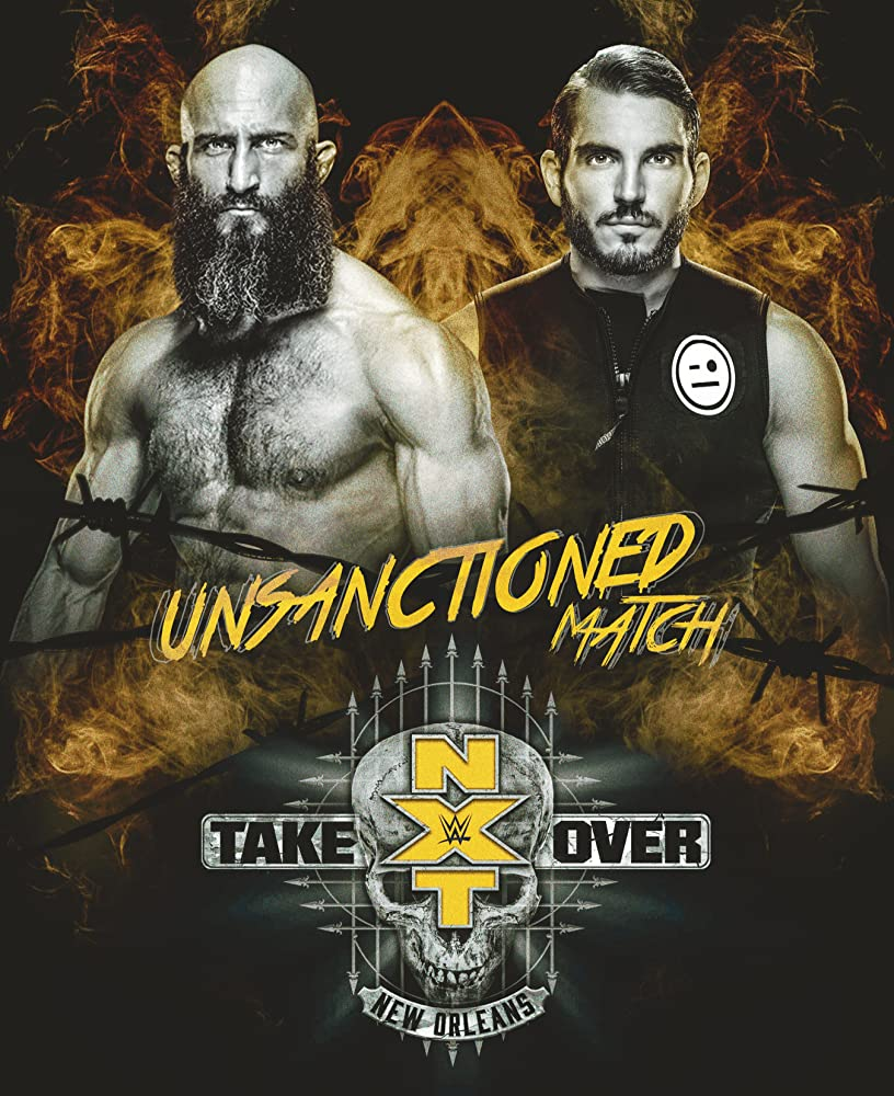 WWE NXT TakeOver: New Orleans 2018