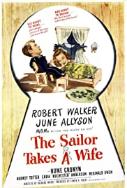 The Sailor Takes a Wife (1945) Poster - Movie Forum, Cast, Reviews