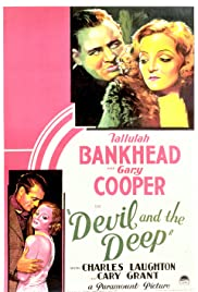 Devil and the Deep(1932) Poster - Movie Forum, Cast, Reviews