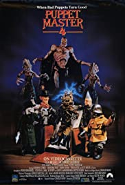 Puppet Master 4 (1993) Poster - Movie Forum, Cast, Reviews