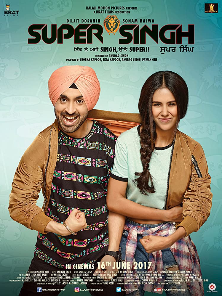 Super Singh 2017 Hindi HDTVRip 720p 1.3GB AAC MP4