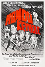 Mondo Keyhole Poster