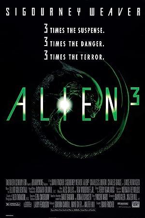 Alien³ poster