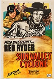 Sun Valley Cyclone Poster
