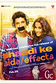 Shaadi Ke Side Effects (2014) Poster - Movie Forum, Cast, Reviews