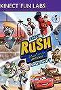 Kinect Fun Labs: Kinect Rush - A Disney Pixar Adventures: Snapshot