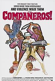 Companeros Poster