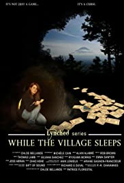 While the Village Sleeps Poster