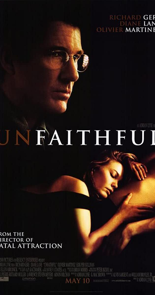 Unfaithful 2002 Imdb