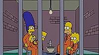 Bart-Mangled Banner