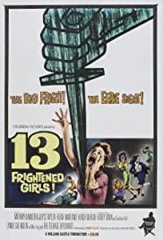 13 Frightened Girls(1963) Poster - Movie Forum, Cast, Reviews