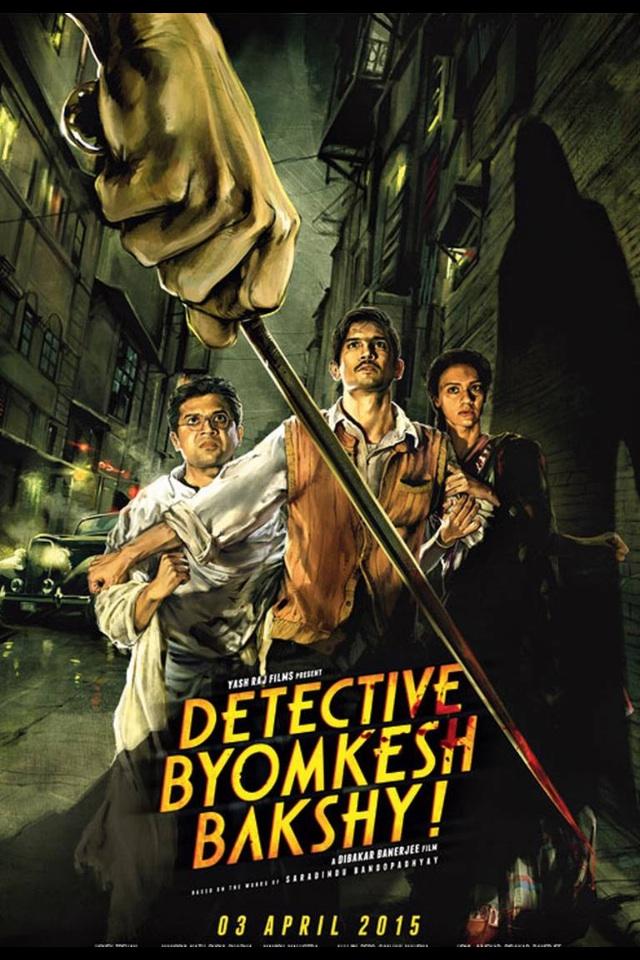 DETECTIVE BYOMKESH BAKSHY (2015) 720P