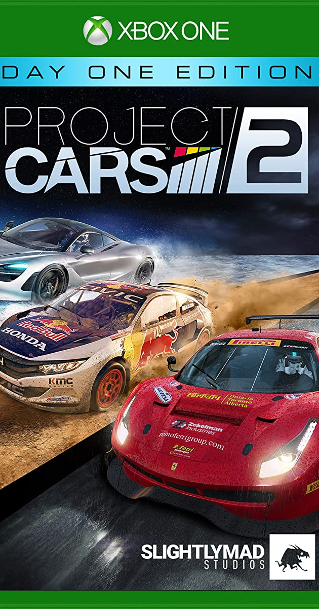 Project Cars 2 Video Game 2017 Filming Production Imdb