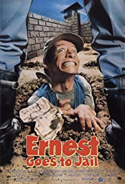 Ernest Goes to Jail Poster