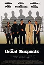 Primary image for The Usual Suspects