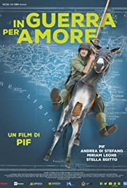 In guerra per amore Poster