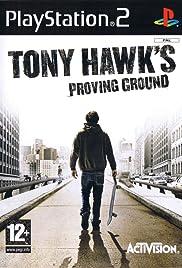 Tony Hawk's Proving Ground Poster