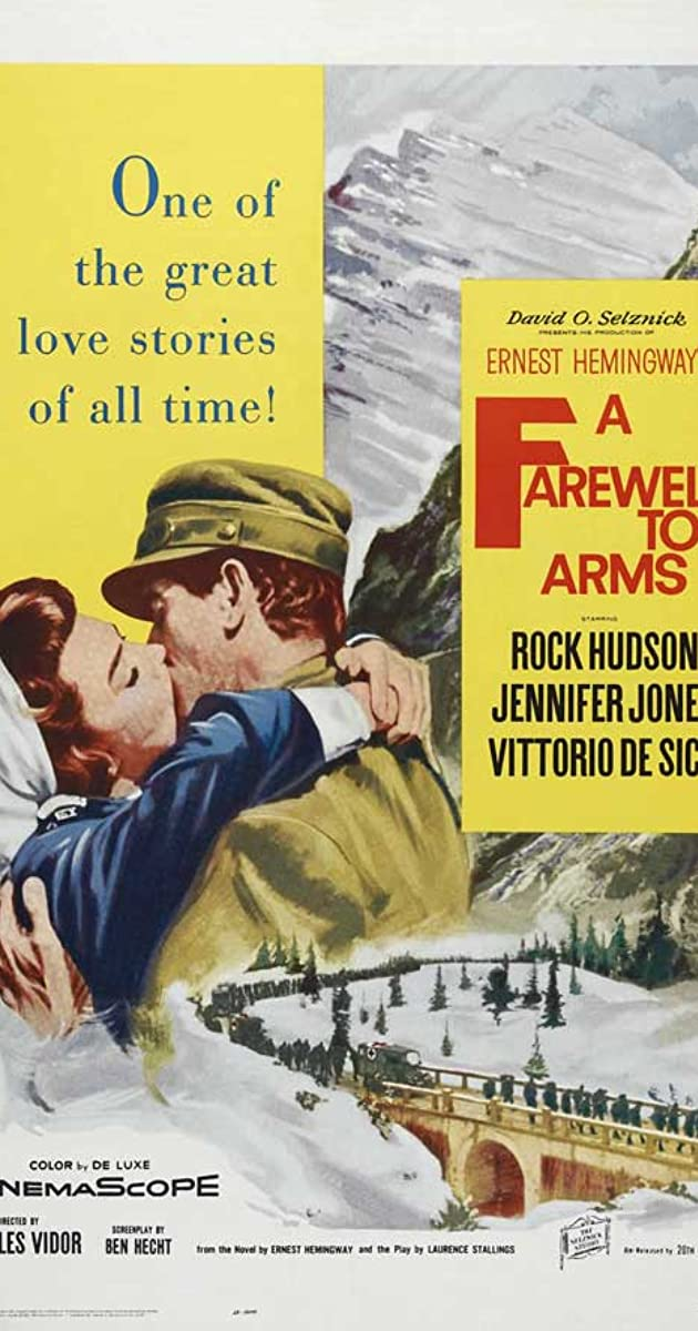world war ii propels the characters in a farewell to arms Need help on symbols in ernest hemingway's a farewell to arms a farewell to arms symbols symbolize catherine and henry's temporary insulation from the world.