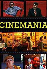 Cinemania Poster