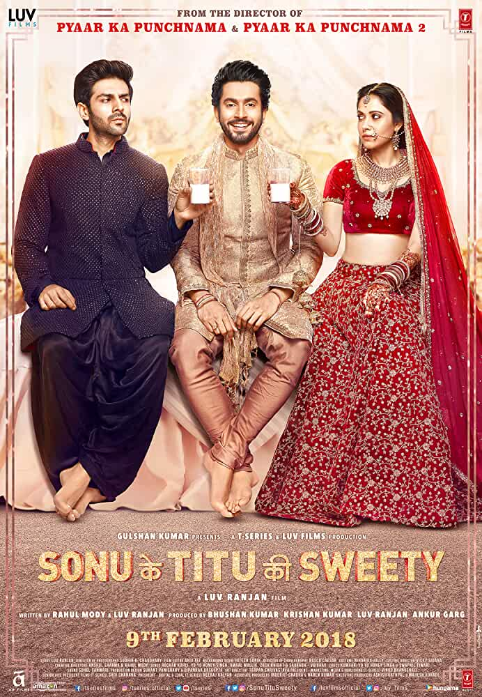 Sonu Ke Titu Ki Sweety (2018) Full Movie 720p HDRip ESubs