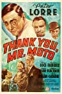 Thank You, Mr. Moto (1937) Poster