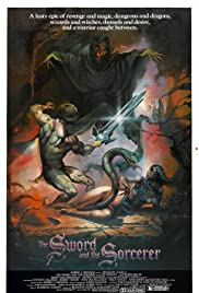 The Sword and the Sorcerer (1982) Poster - Movie Forum, Cast, Reviews