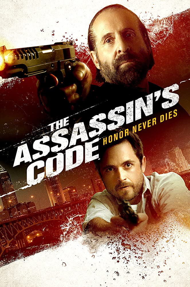 The Assassin's Code (2018) English 300MB HDRip 480p x264