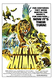 Day of the Animals Poster
