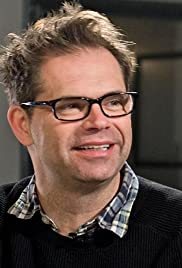 Dana Gould on Rage Poster